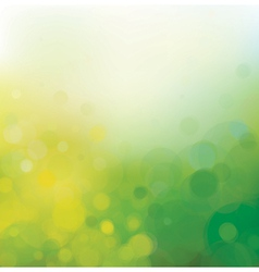 Yellow green background vector