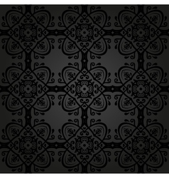 Orient seamless pattern abstract background vector