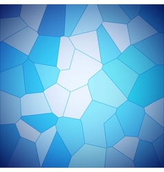 Crystallize background vector