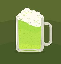 Beer Patrick vector image