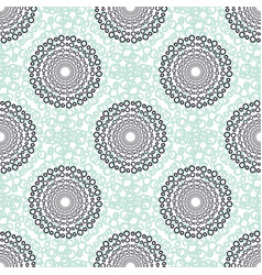Textile seamless pattern casual fashion vector