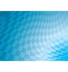 checkered blue vector image vector image