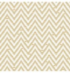 Herringbone tweed pattern in earth tones repeats vector