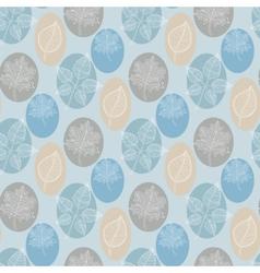 AutumnSeamless pattern vector image