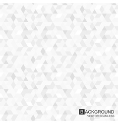 Geometric pattern - seamless background vector