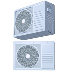 Air conditioner split system vector