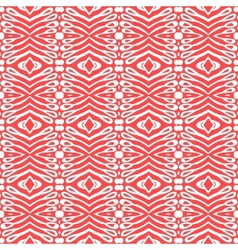 Flourish clean and simple pattern vector image