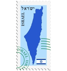 Mail to-from israel vector