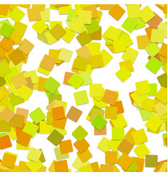 Seamless random square pattern background - from vector