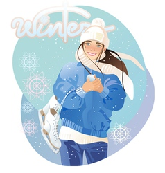 Winter44 vector