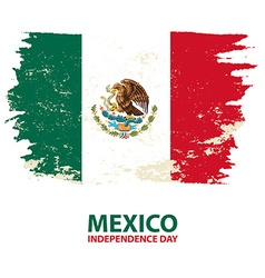 Mexico Independence Day vector image vector image
