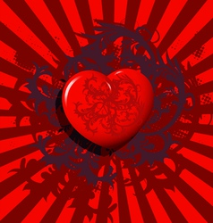st valentines day vector image