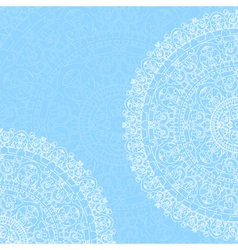 Background with ornaments vector