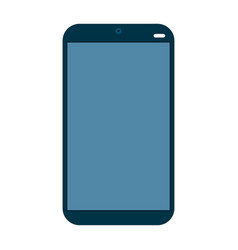 electronic cell phone off vector image