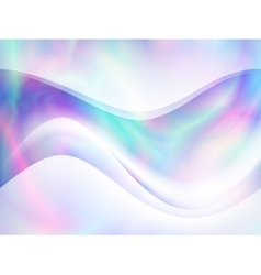 Dinamyc flow stylized waves vector