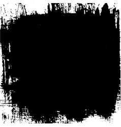 black painted background vector image