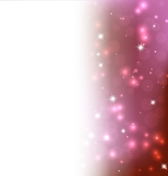 Bright res abstract christmas background vector