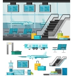 Airport orthogonal concept vector