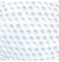 golf ball background icon vector image
