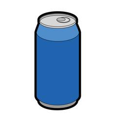 Can coke drink vector