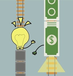 Business Trading vector image