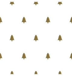 Merry christmas holiday seamless pattern vector