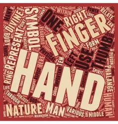 Mudras hand symbolism hand symbolism beliefs part vector