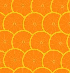 grapefruit seamless background wallpaper vector image
