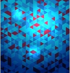 Blue textured background vector