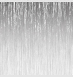Silver grey stripped vertical background vector