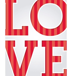 Love design vector