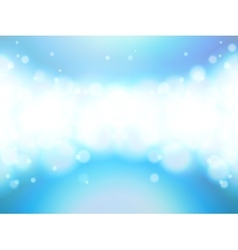 Blurred composition vector