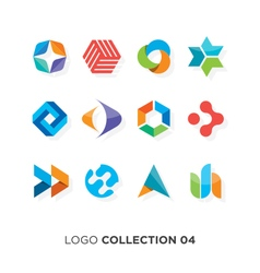 Logo collection 4 vector