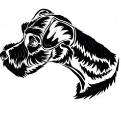 terrier vector image