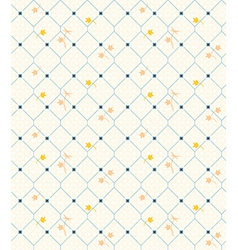 Geometric seamless vintage pattern background with vector