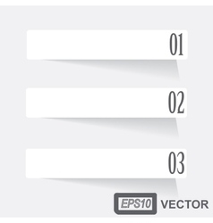 Pattern for web-page vector