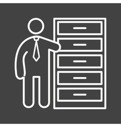 Storage manager vector