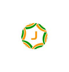 Ribbon infinite initial j vector