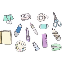 Stationery vector