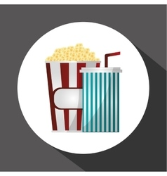Cinema icon design vector