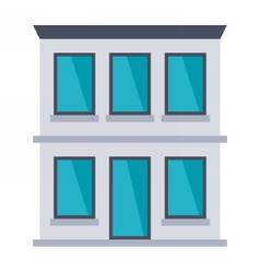 Office building vector