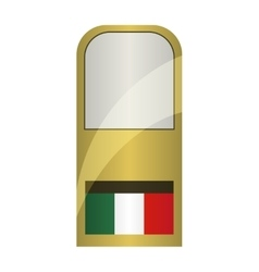 Can icon container design graphic vector