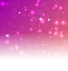 Bright res rose abstract christmas background vector