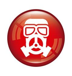 Mask gas design vector
