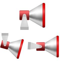 Set of speaker vector