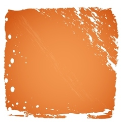Abstract orange backgrounds vector image