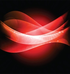 abstract flow background 2604 vector image vector image