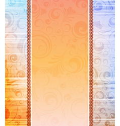 creative banner vector image vector image