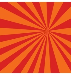 Colored red orange background vector image vector image