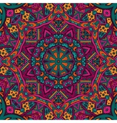 ethnic tribal seamless pattern ornament vector image vector image